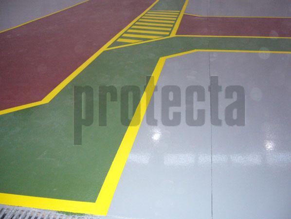 Señalización y seguridad horizontal Duraline-Protecta