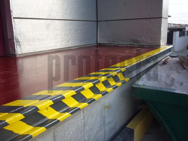 Señalización y seguridad horizontal de larga duración