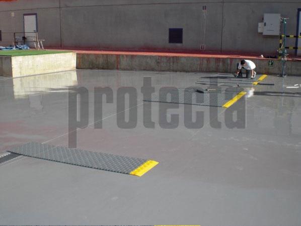 Facilita un rápido montaje o desmontaje en caso de limpieza o modificación de la zona de trabajo